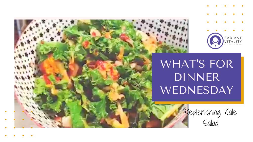 Replenishing Kale Salad