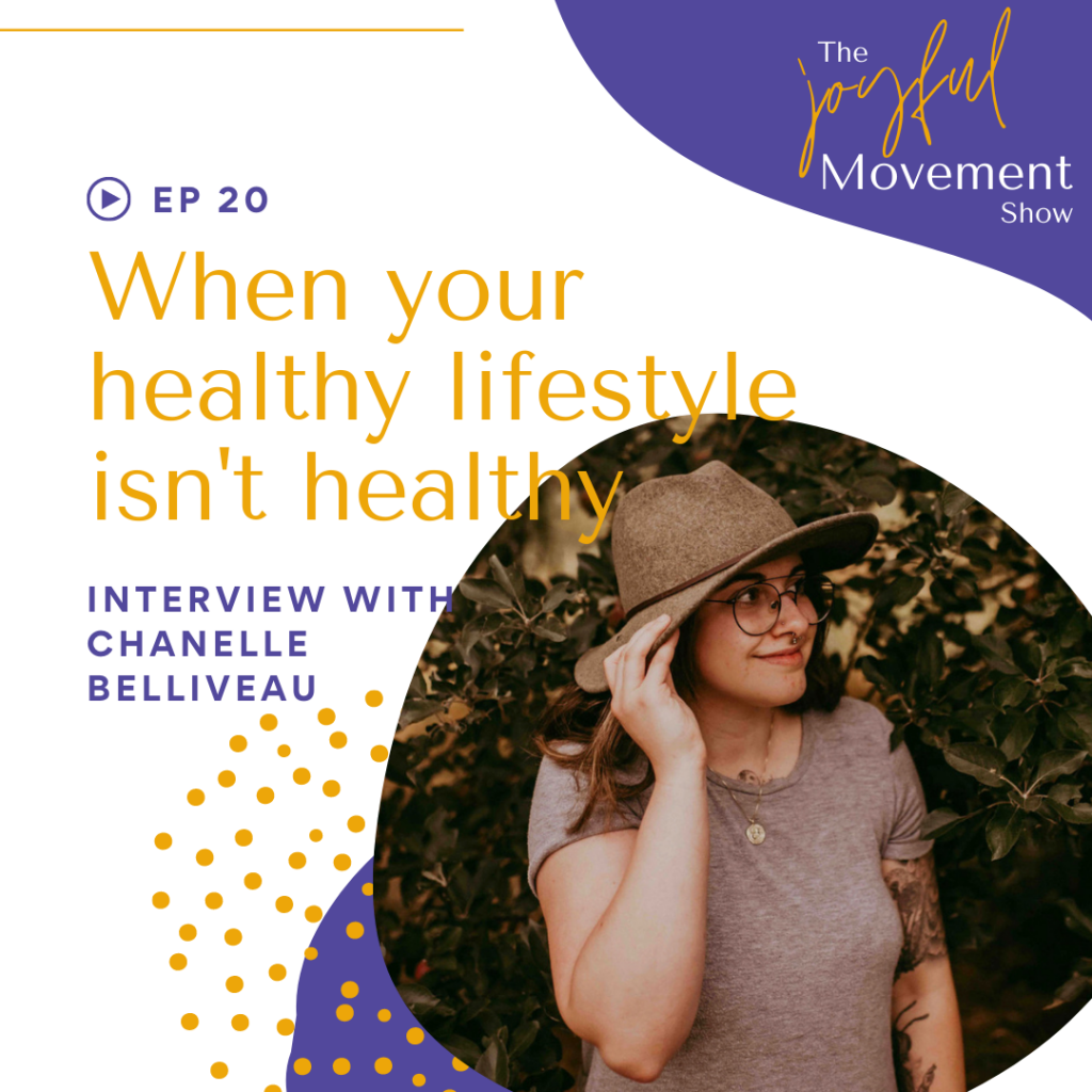 EP 20 - When Your Healthy Lifestyle Isn't So Healthy